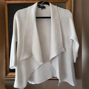 Jones NY very tight knit classy cardigan